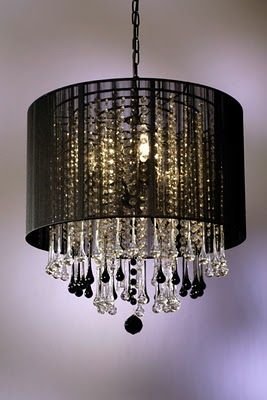Awesome Black Chandelier