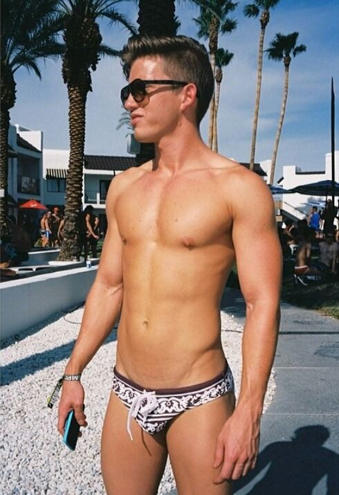 Smooth twink speedo blog