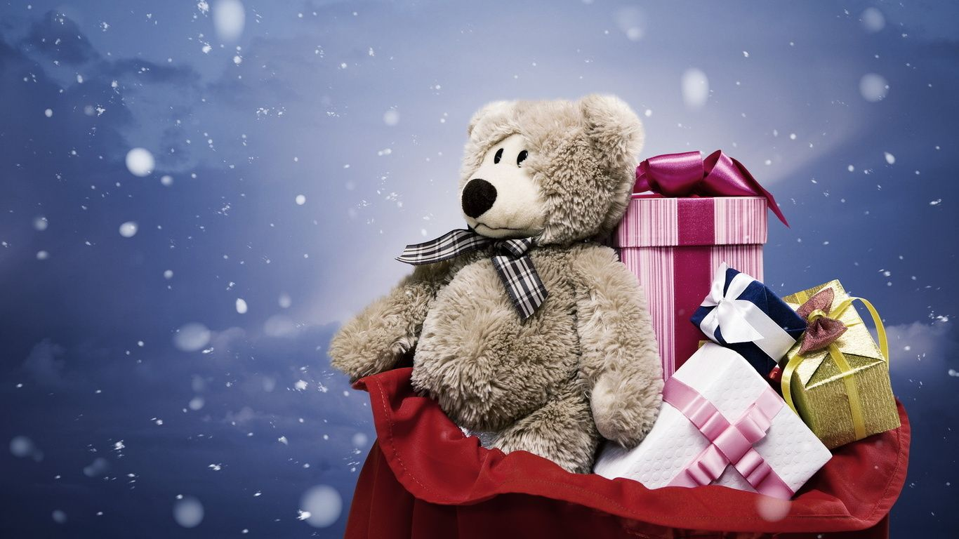 Teddy bear hd wallpaper happy new year 2018 wishes quotes poems hd wallpaper negle Gallery