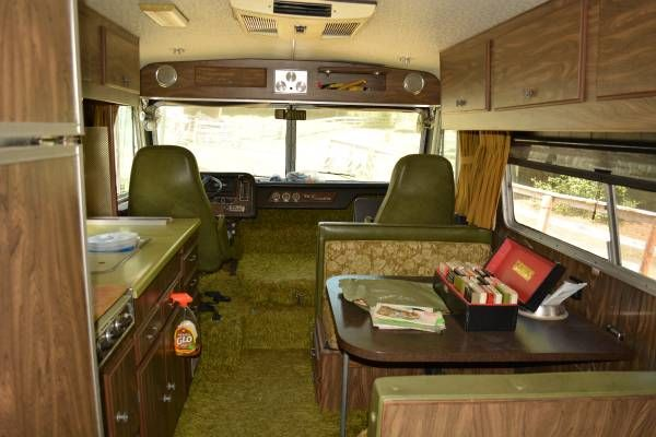 1973 Executive 28 With Images Motorhome Execution Rvs