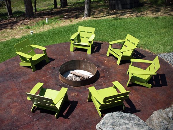 recycled outdoor furniture - Google Search - Wood Furniture Plans - Easy Woodworking With Quality Wood Furniture