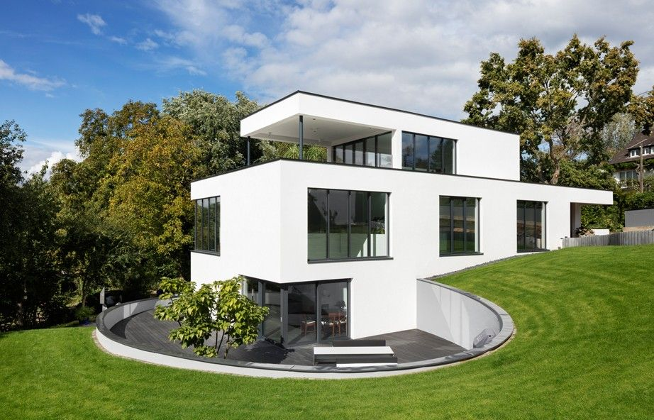 Haus Schlieber Bonn Bauwerkstadt Architekten Haus