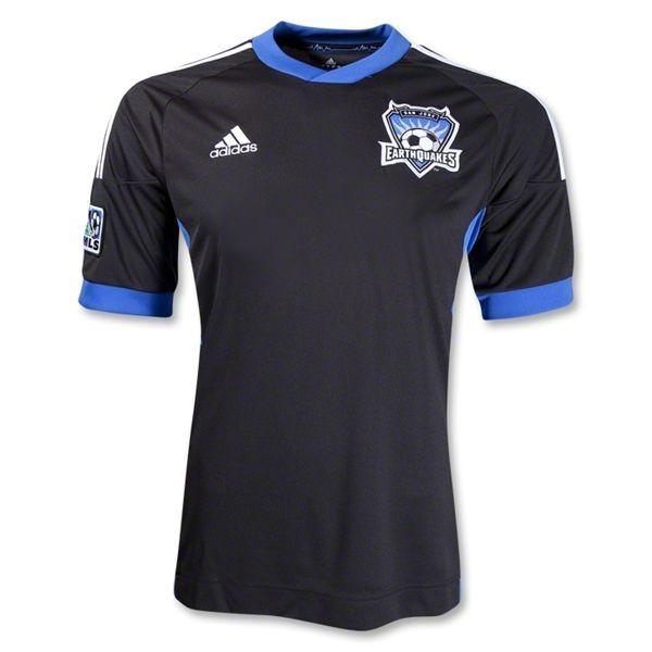 online store 1381d 7d084 San Jose Earthquakes 2012 Home Replica Soccer Jersey #Soccer ...