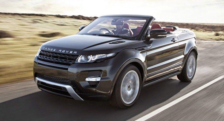 Range Rover Evoque Cabriolet In 2020 Range Rover Evoque Range Rover Evoque Convertible Range Rover