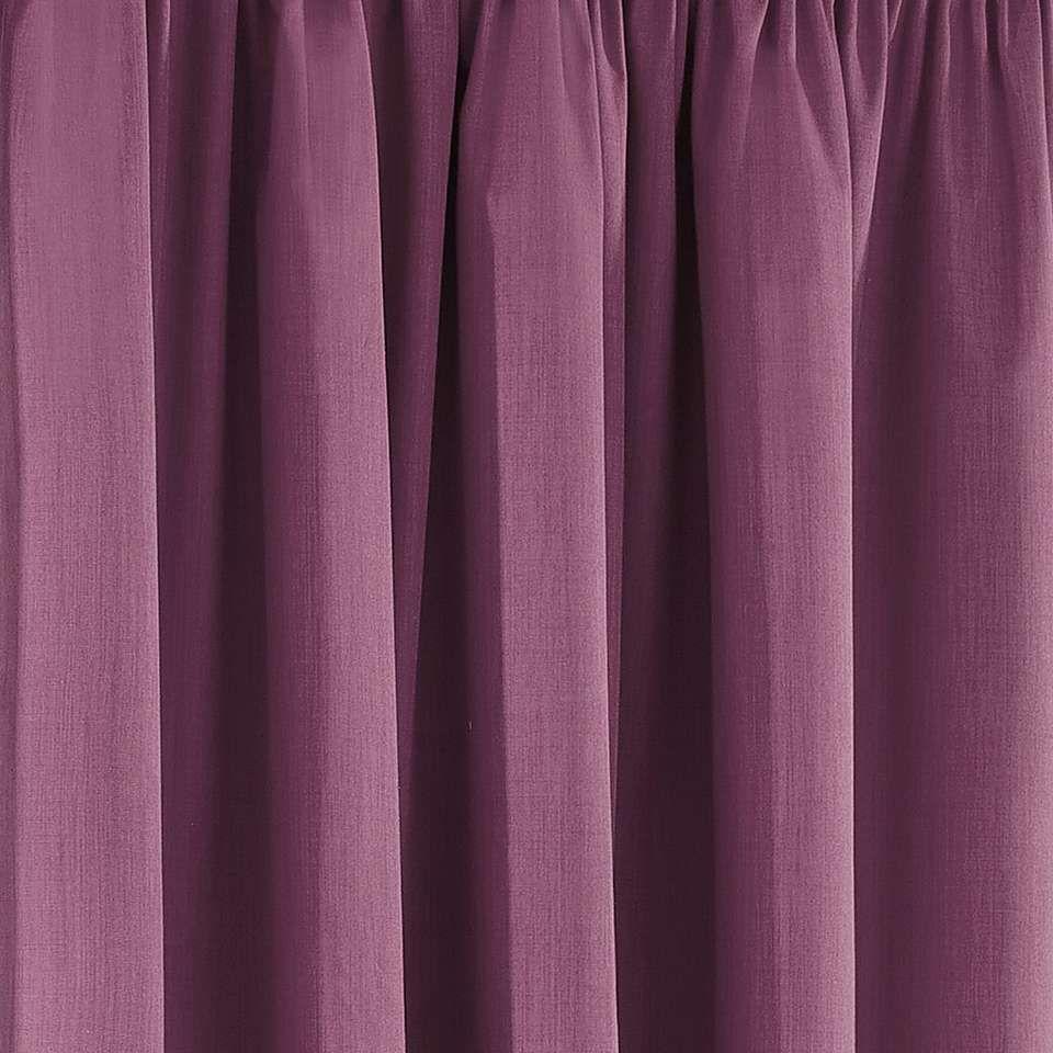 Solar Aubergine Blackout Pencil Pleat Curtains In 2019