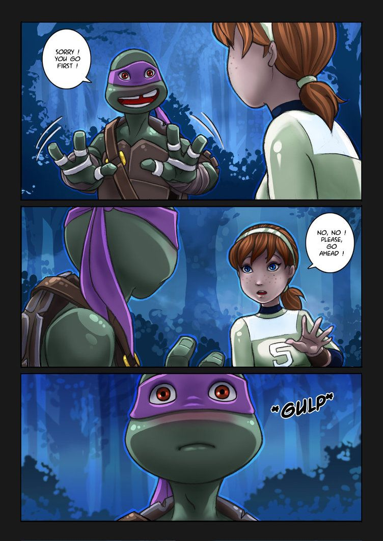 TMNT Comic Apritello I understand nothing 03 by clefchan on DeviantArt