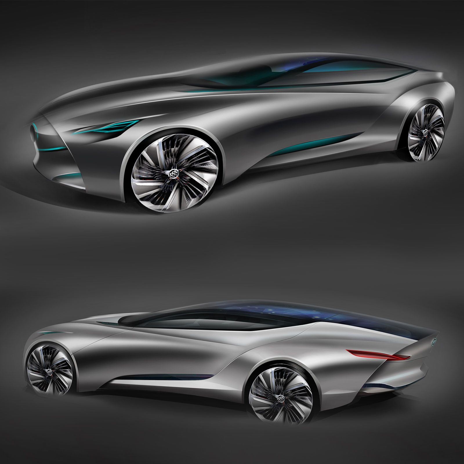 Buick Riviera Concept - Design Gallery and Videos: http://www.carbodydesign.com/2013/07/buick-riviera-concept-design-gallery-and-videos/