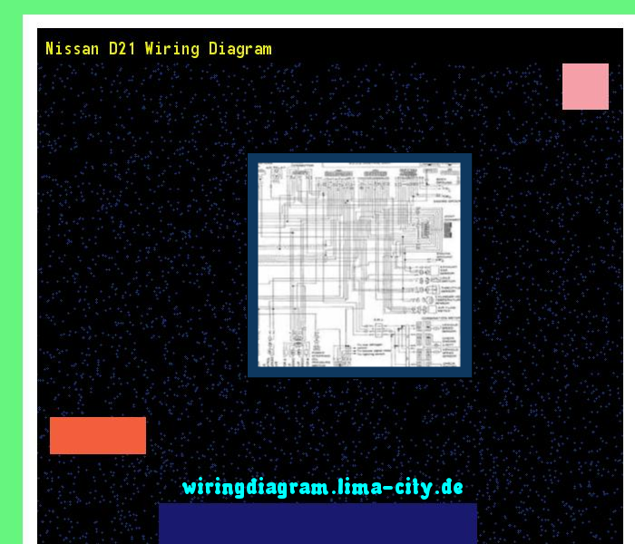 nissan d21 wiring diagram  wiring diagram 17593  - amazing wiring diagram  collection