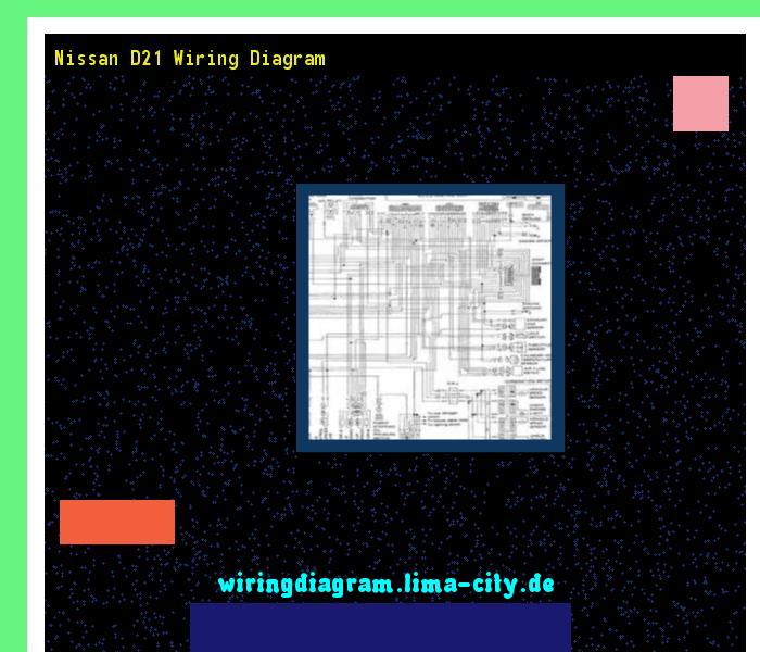 Nissan D21 Wiring Diagram
