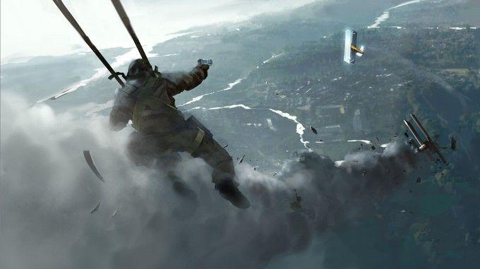 Battlefield 1 Concept Art - No Watermarks | +ConceptArt+