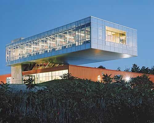 Architectural Cantilevers Structure Architecture Building Design Industrial Architecture