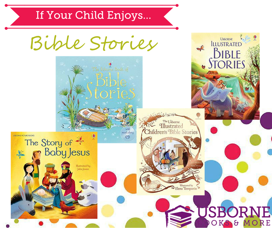 Best of Usborne Bible Stories | Usborne Books & More | Books