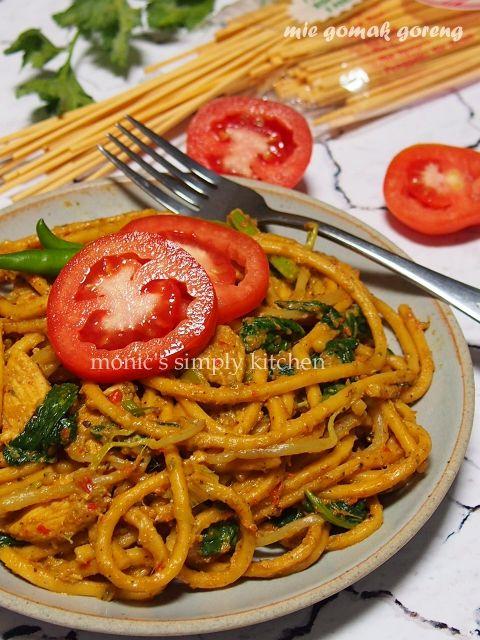 Mie Gomak Goreng Resep Makanan Sehat Resep Masakan Resep Makanan