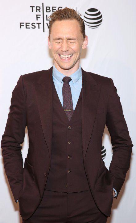 Tom Hiddleston at High-Rise (2015)