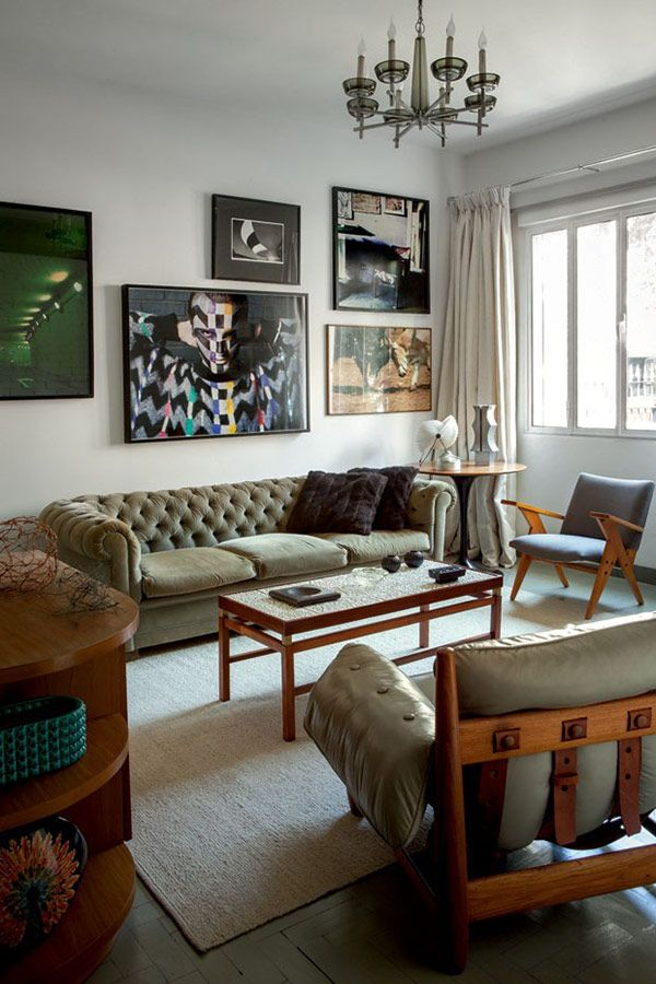 Phenomenal A Mid Century Modern Home In Brazil Home Home Goods Decor Pabps2019 Chair Design Images Pabps2019Com