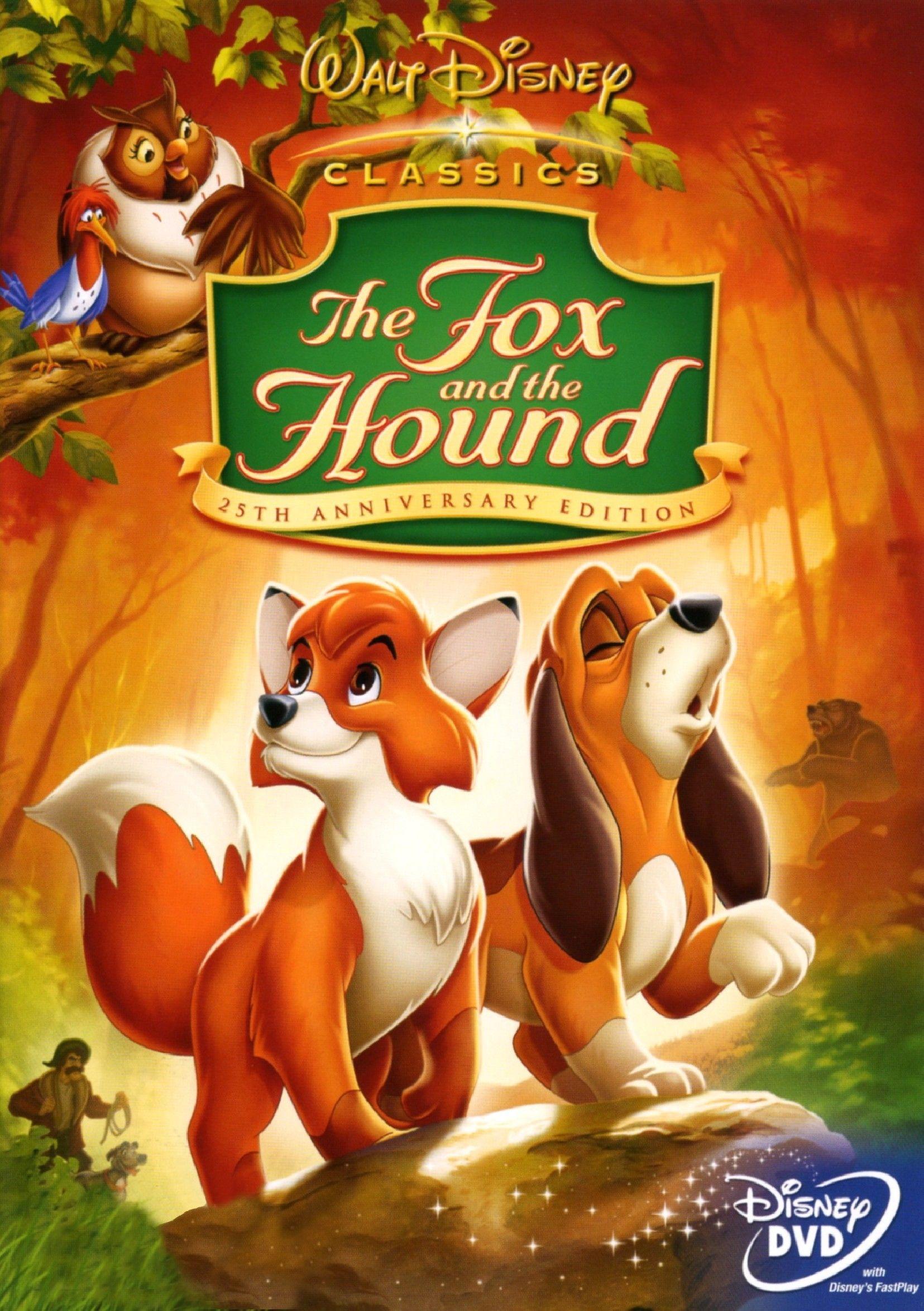 The Fox and the Hound (1981) - IMDb