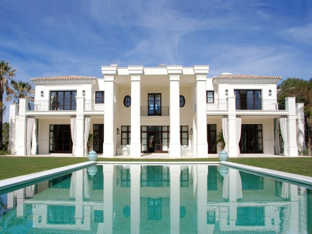 Mansion for sale in guadalmina baja marbella málaga spain