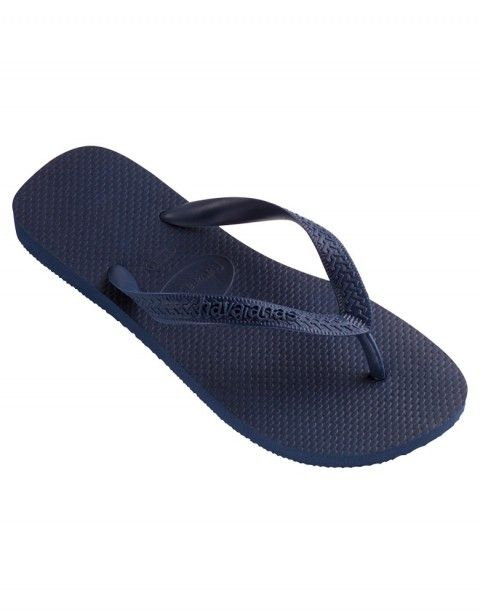 56ea5176d63a4c Great way to support your feet comfortably! Havaianas Top Navy Blue Flip  Flop  flopstore