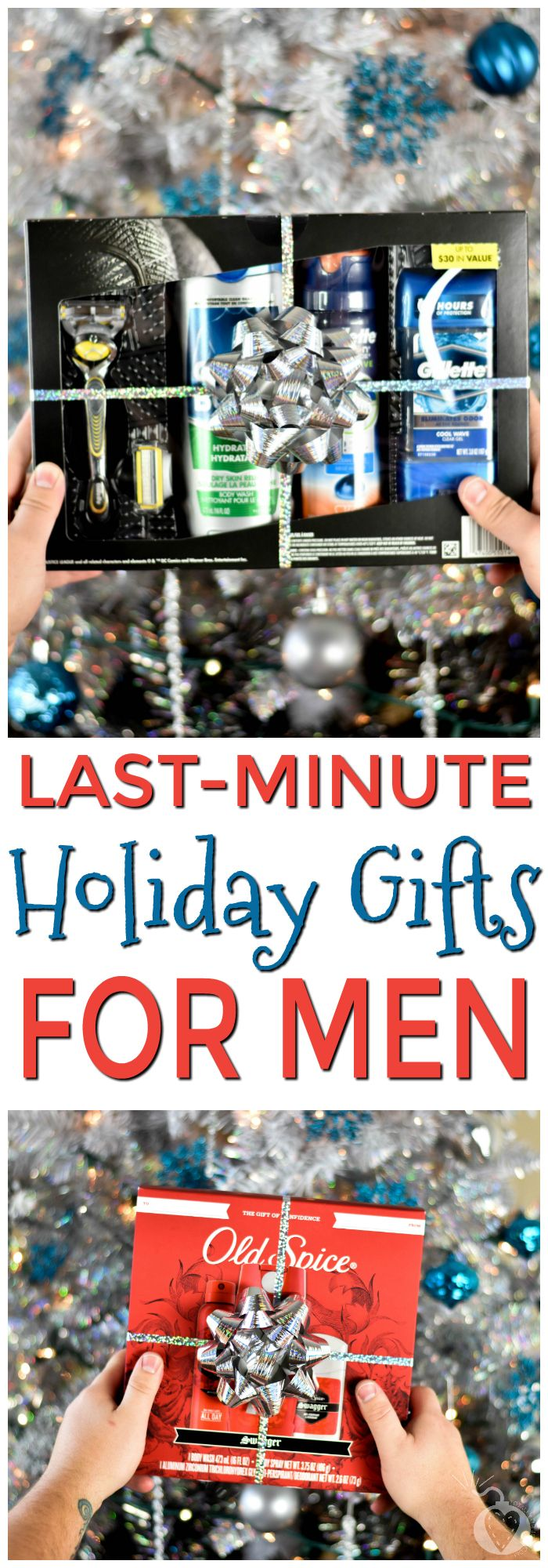 Last Minute Holiday Gifts For Men Ad Giftsforyourguy Oldspice Walmart