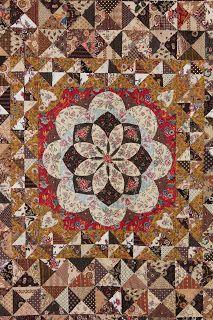 An Moonen Quilts.Petra Prins And An Moonen Promenade In A Dutch Garden Quilts