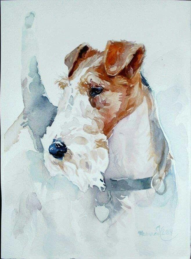 Christi Teliman Terrier-ific! ♥..♥ | Fox Terrier the Best ...