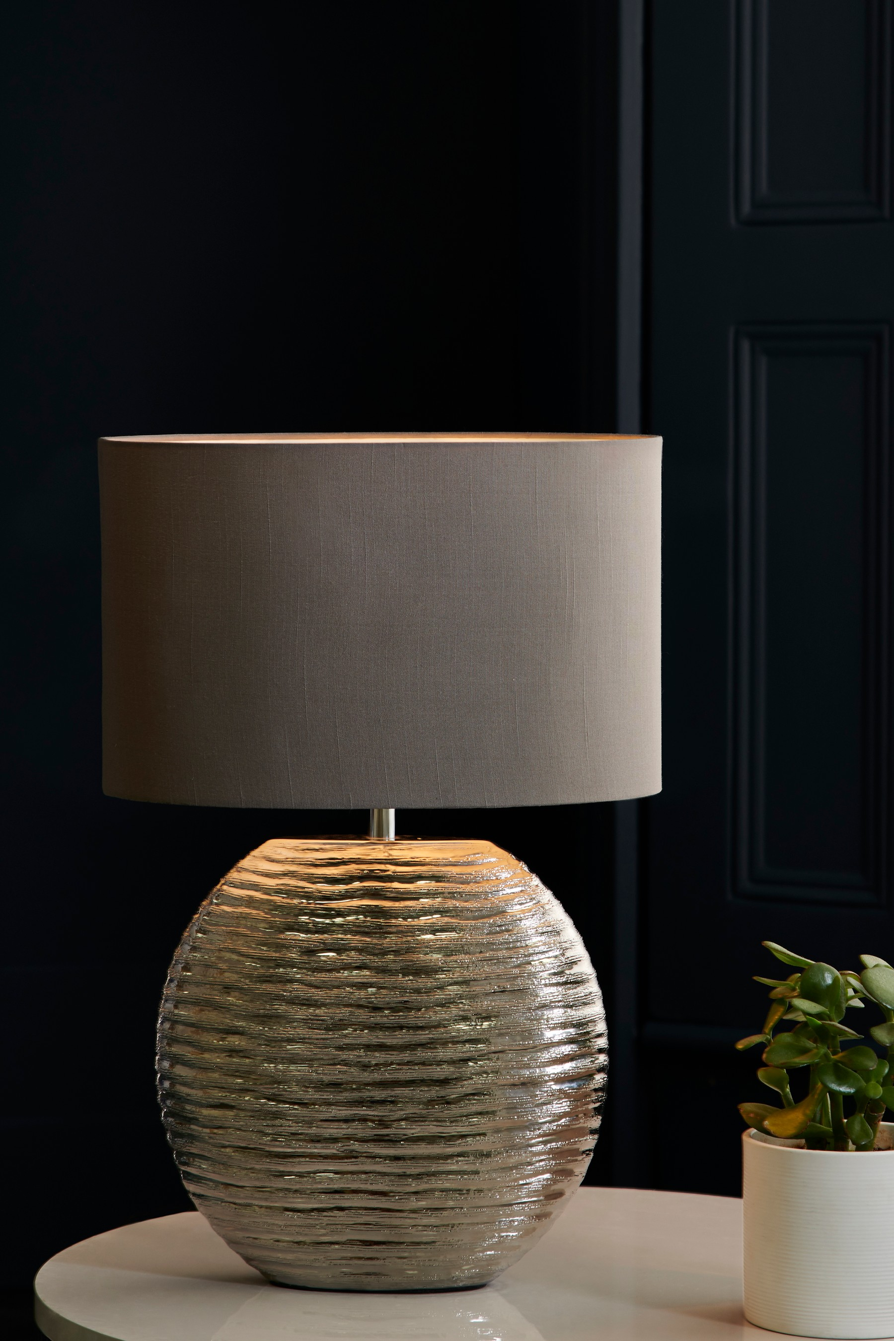 Next Shimmer Large Touch Lamp Chrome Touch Lamp Touch Lamps