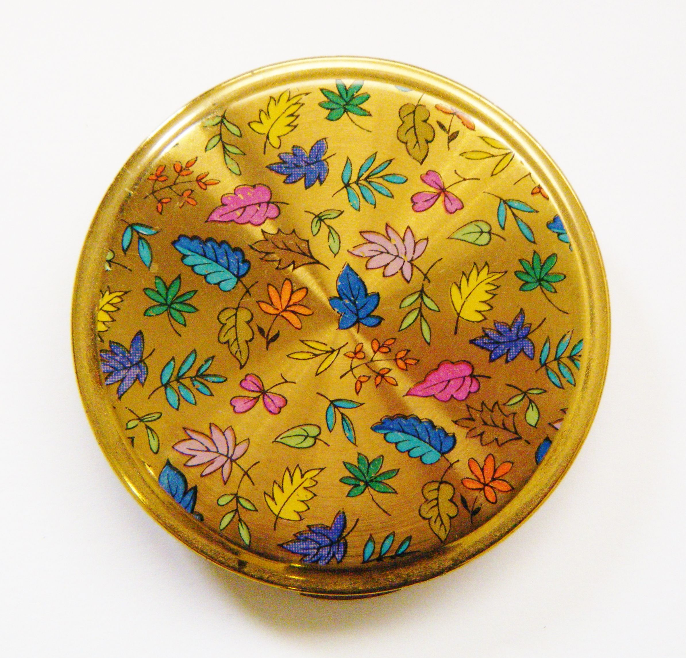 Colourful Leaves Darling Compact Compact shop, Colorful