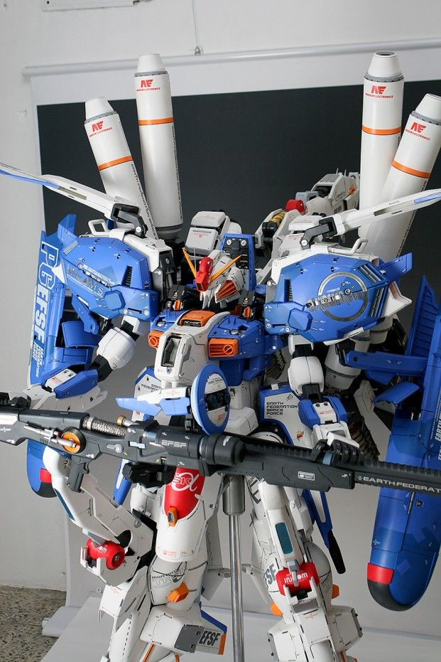 POINTNET.COM.HK - G-System 1/35 Ex-S Gundam
