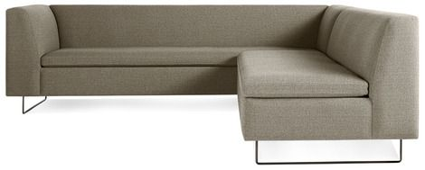 Bonnie And Clyde Sectional Sofa With