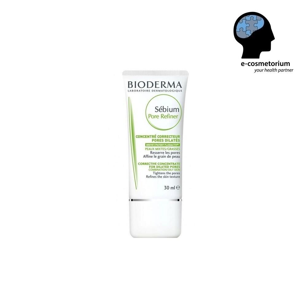 Bioderma Sebium Pore Refiner For Combination Oily Blemished Skin