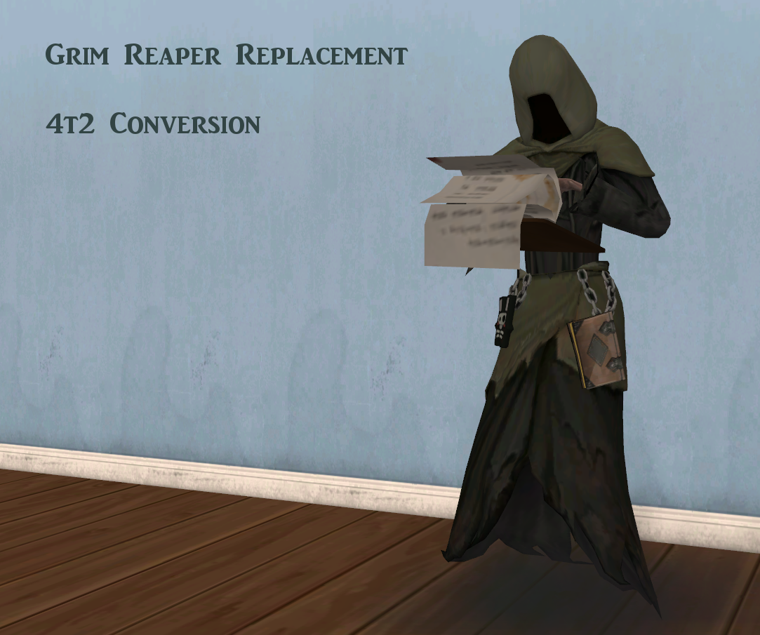 How To Get The Grim Reaper In Sims 4