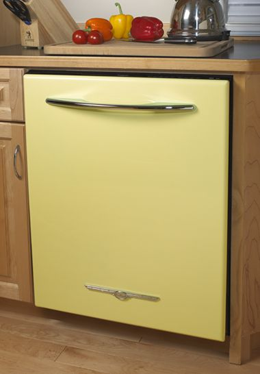 Northstar Dishwasher Panels Retro Appliances Wonder If
