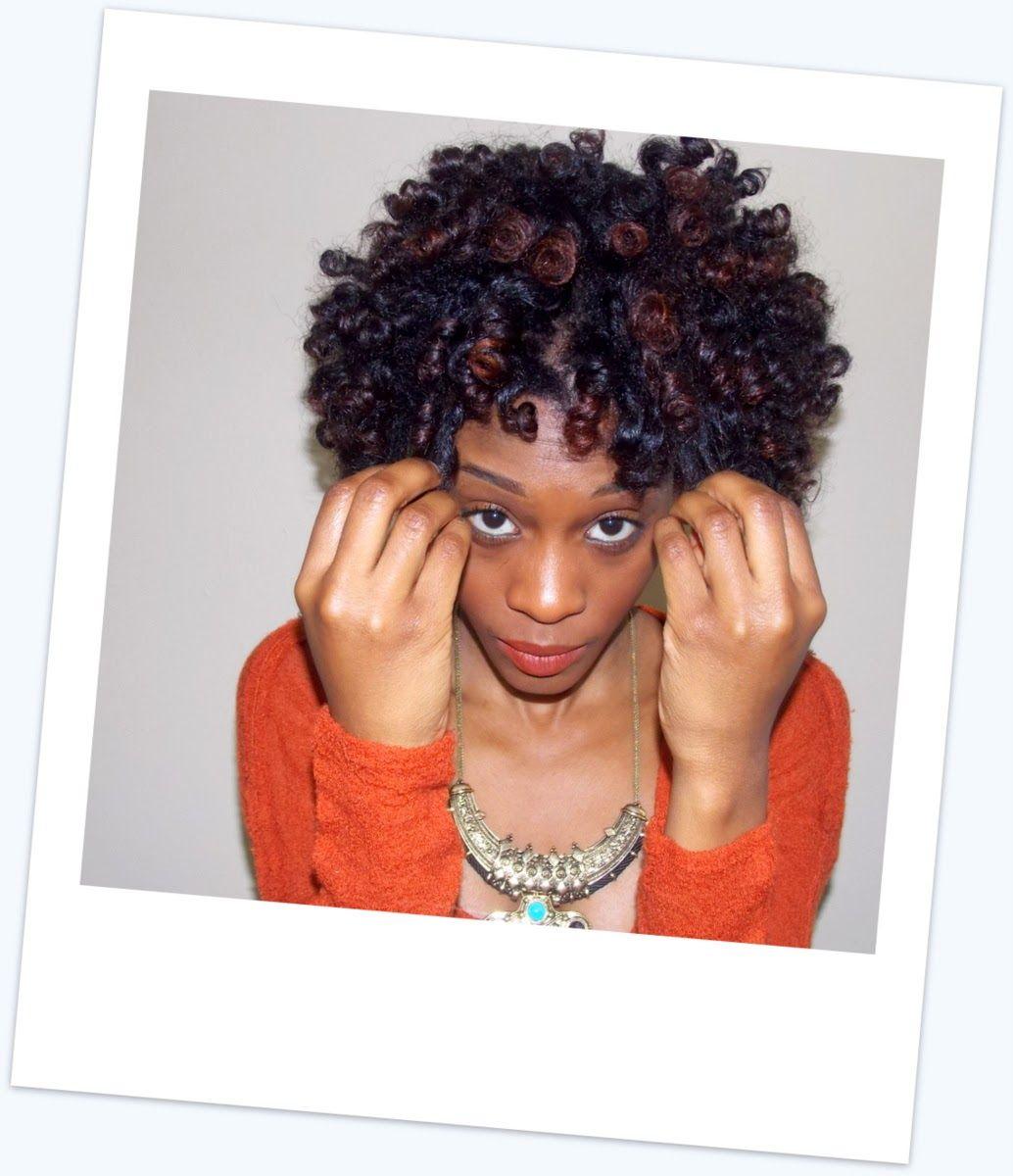 Heatless spring curls strands pinterest natural
