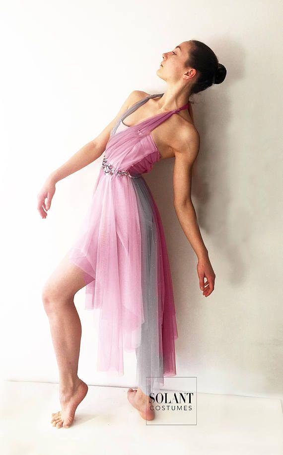 Lyric lyrical dance dresses : Contemporary/ Lyrical/ Aerial/ Jazz Dance Costume/ Leotard | PLAD ...