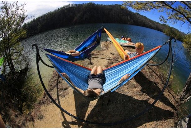 camping hammock enopod    hammock stand   camping  u0026 houseboating    pinterest      rh   pinterest