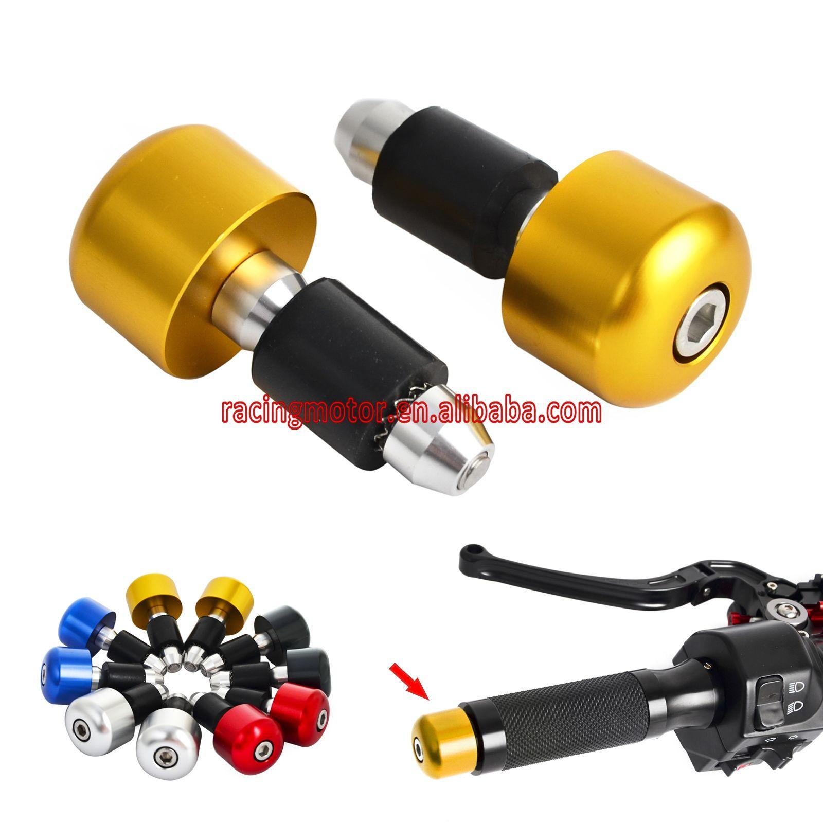 22mm 7 8 Handlebar Cap Bar Ends For Suzuki Gsf400 Gsf600 Gsf650 Gsf1200 Gsf1250 Bandit Dl650 Dl1000 V Strom 1000 D Handlebar Motorcycle Accessories V Strom