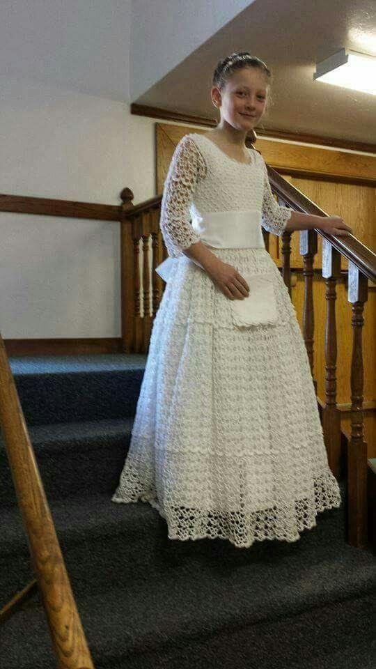 Vestidos primera comunion helen