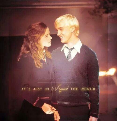 Dramione Eveeeeeer Draco Harry Potter Harry Potter Hermione Dramione