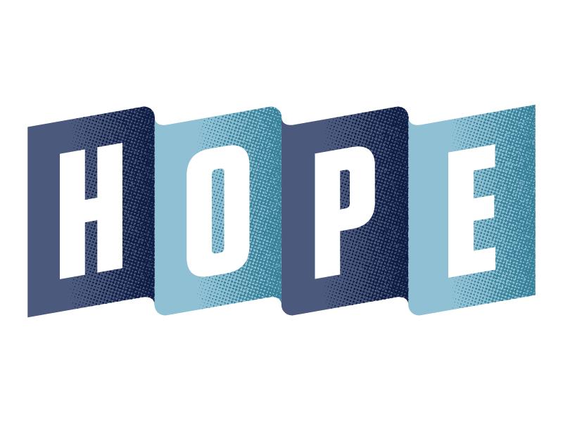 H O P E Christian Designs Clip Art Faith Based