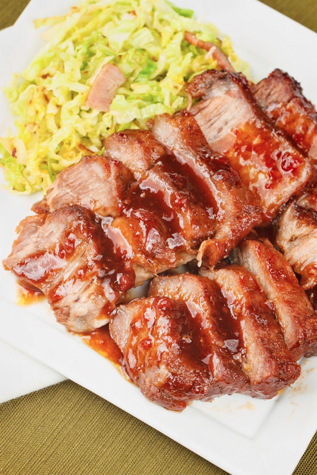 Bbq country ribs pork recipes pork dishes