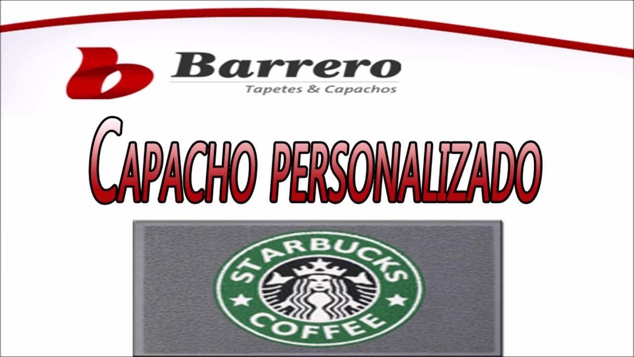 Capacho Personalizado - Barrero Tapetes & Capachos