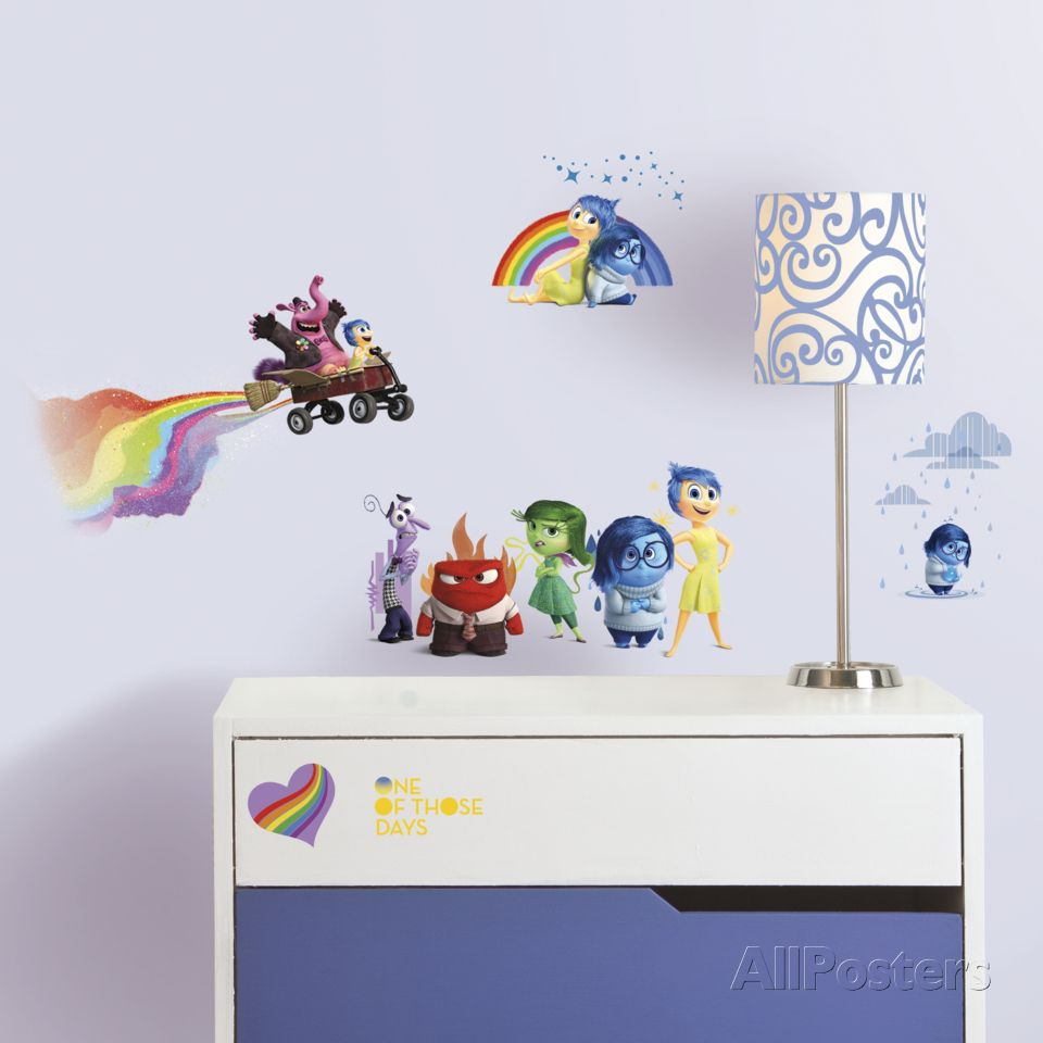 Inside out peel and stick wall decals wall decals and walls inside out peel and stick wall decals amipublicfo Images