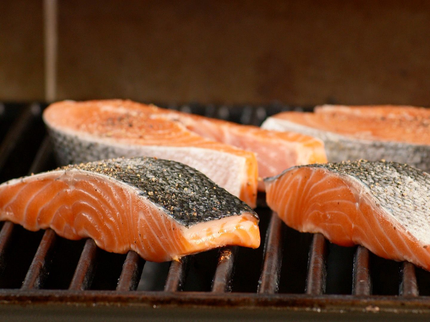 How To Grill Salmon Food Network Recipes Salmon Food Network Food