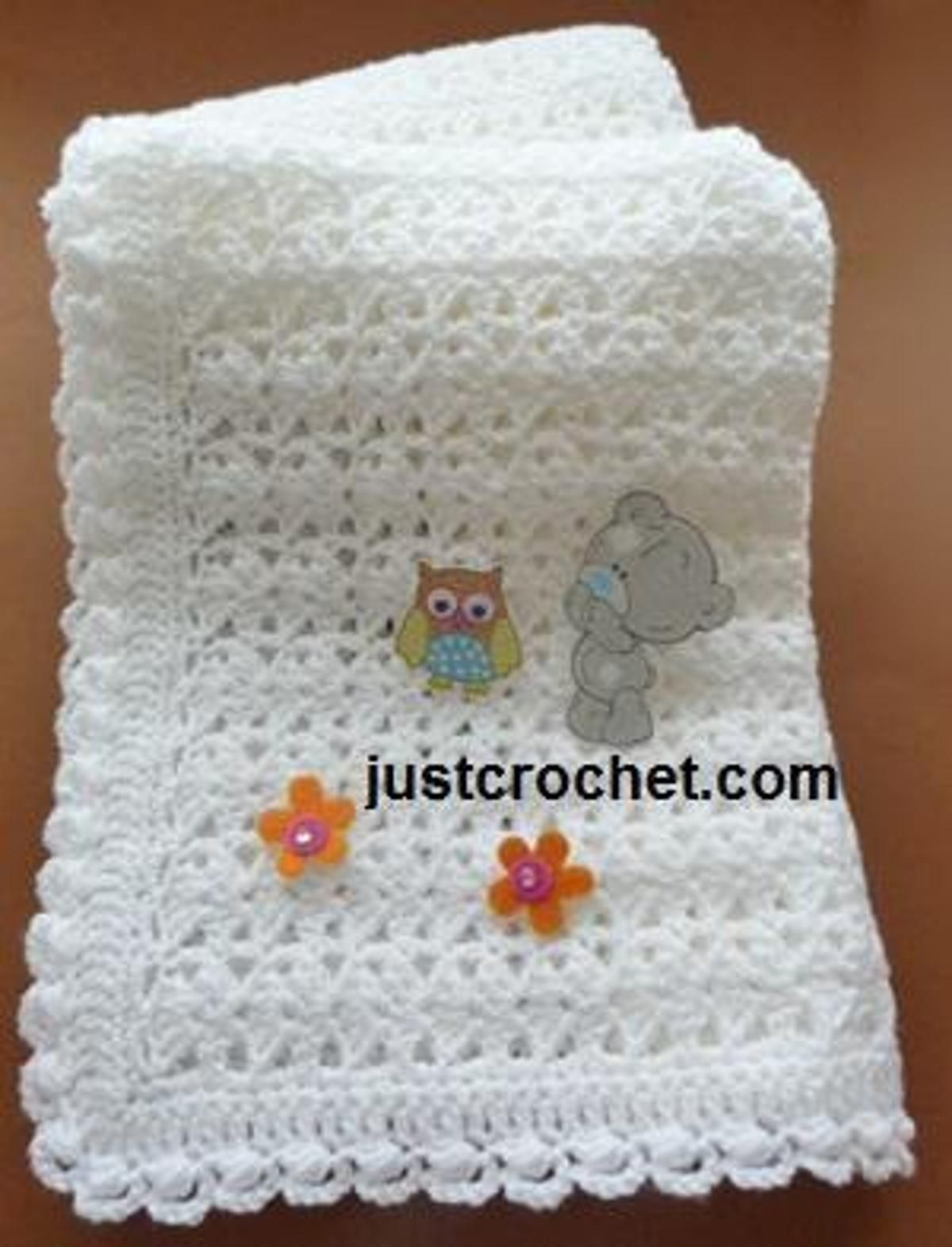 FJC47-Shawl Baby crochet pattern   Pinterest   Tablero y Pendientes