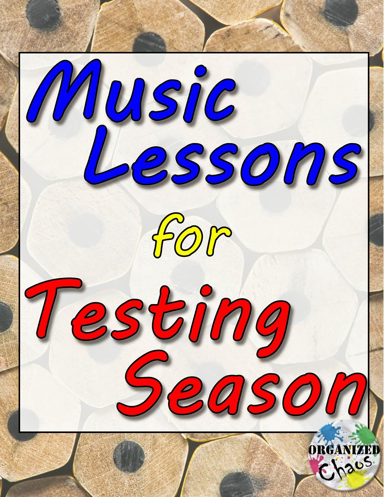 Teacher Tuesday Music Lessons For Testing Season