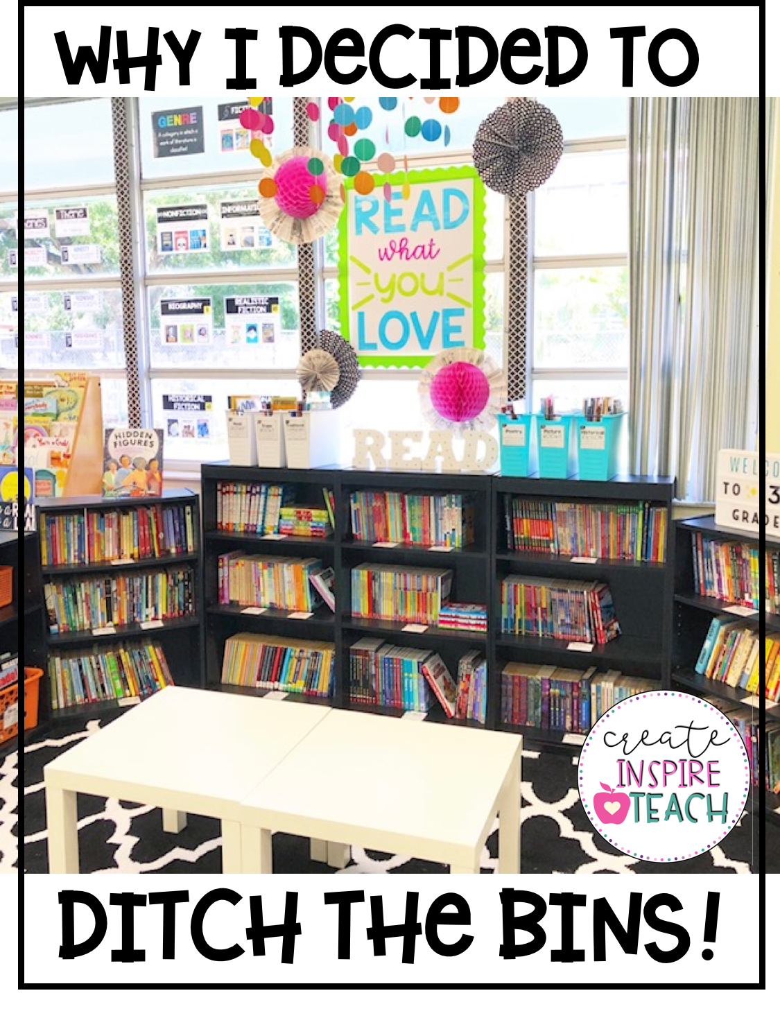Elementary Classroom Library