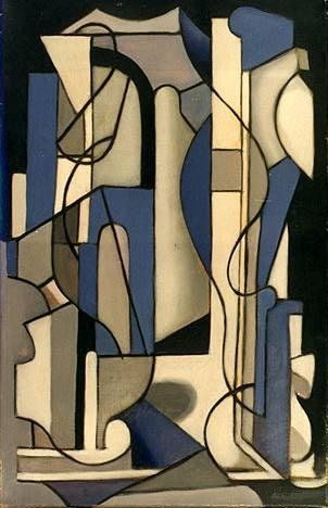 Art Deco Paintings | ... is an Italian artist most noted as a ...