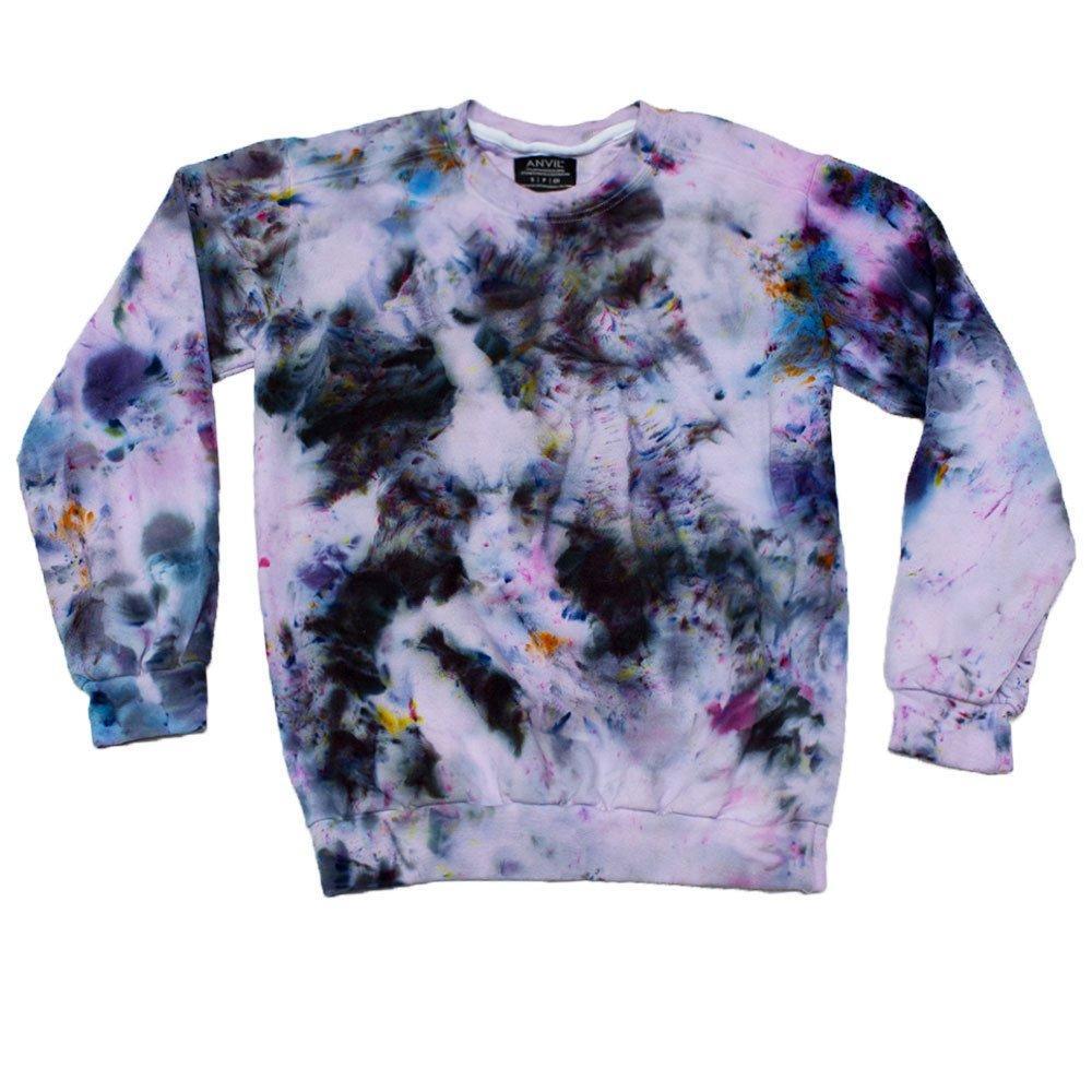 Soft Grunge Black Turquoise Confetii Tie Dye Sweater In 2021 Tie Dye Shirts Black Tie Dye Tie Dye Sweatshirt [ 1000 x 1000 Pixel ]