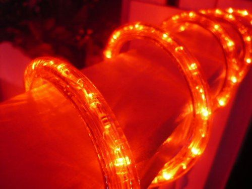 10ft vivid red 3 wire chasing led rope light kit christmas lighting 10ft vivid red 3 wire chasing led rope light kit christmas lighting outdoor rope lighting aloadofball Images