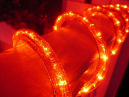10ft vivid red 3 wire chasing led rope light kit christmas lighting 10ft vivid red 3 wire chasing led rope light kit christmas lighting outdoor rope lighting aloadofball Gallery
